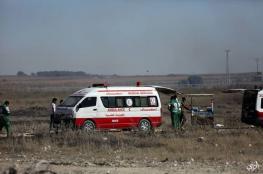 إصابة مزارع برصاص الاحتلال شرق غزة