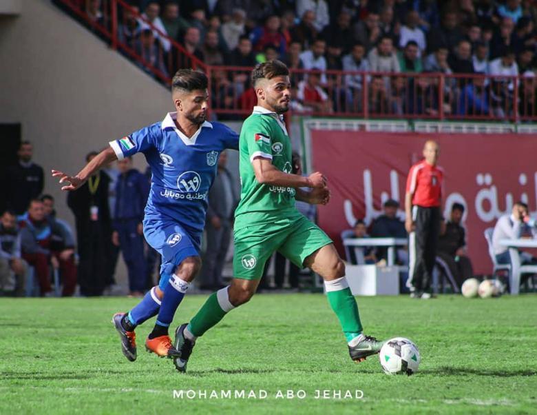 لاعب غزي يحترف بالأهلي المصري