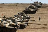 غارات للتحالف وتركيا بجرابلس واشتباكات بضواحي منبج