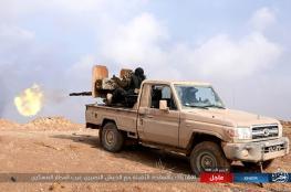"""""""الدولة"""" يعلن إطباق الحصار على مطار دير الزور والنظام يرد"""