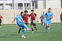 بالصور: فوزان للأقصى والصلاح في دوري الثانية