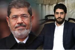 من هو عبد الله نجل الرئيس مرسي؟