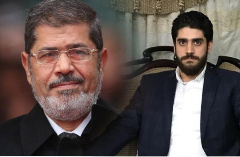 من هو عبد الله نجل الرئيس مرسي فلسطين الآن