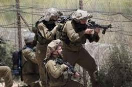 قوة خاصة تطلق النار على مركبة قرب رام الله