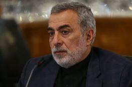 مستشار وزير خارجية إيران: علاقاتنا بحماس جيدة