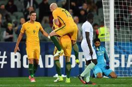 السعودية تخسر أمام أستراليا.. والمجموعة تشتعل