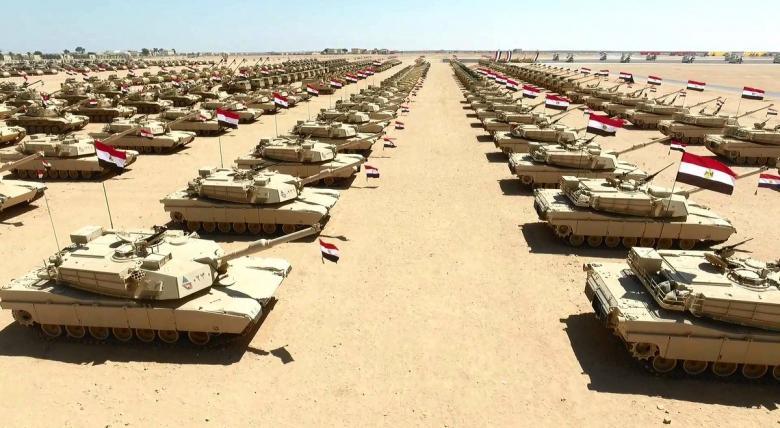السيسي يفتتح أكبر قاعدة جوية بحرية بالشرق الأوسط