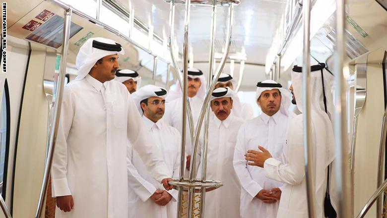 قطر تنقل وحدات تصنيع المترو الخاص بها من دبي إلى الدوحة