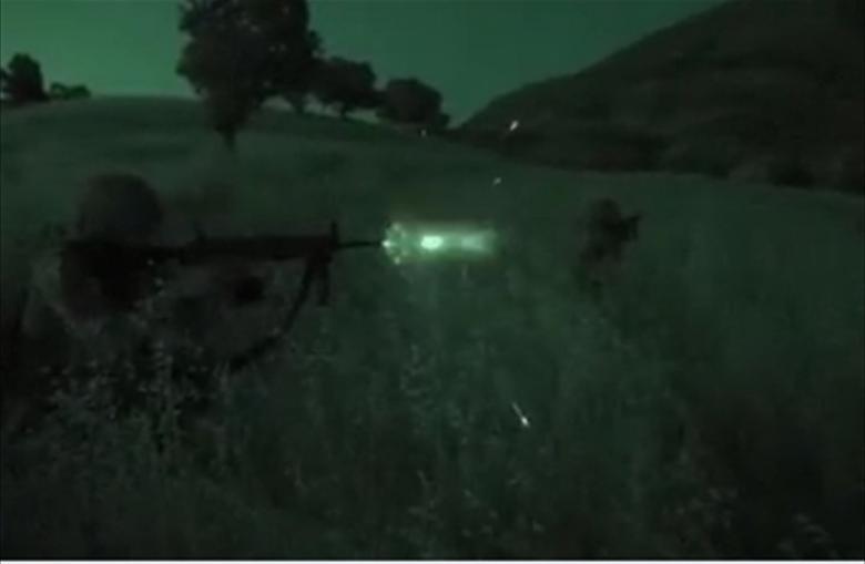 قوات خاصة تركية تتقدم بشرق الفرات.. وهدوء بتل أبيض