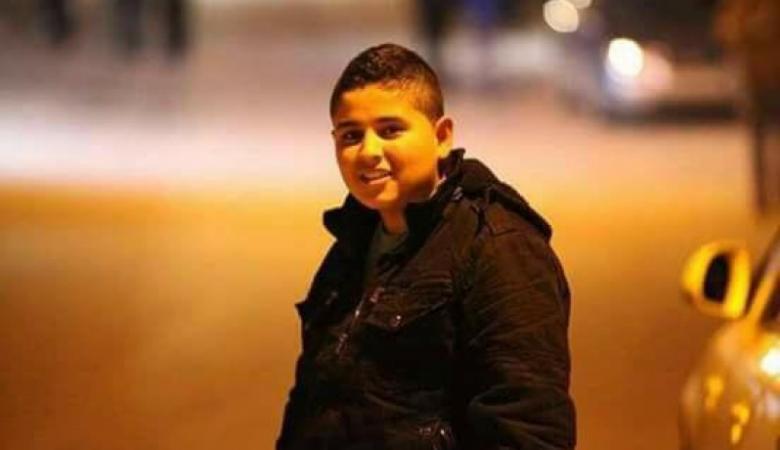 الاحتلال يحكم على طفل أسير من يعبد بالسجن لمدة سنتين
