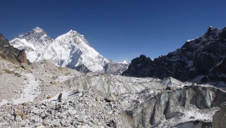 دراسة: تضاعف معدل تراجع الأنهار الجليدية في الهيمالايا