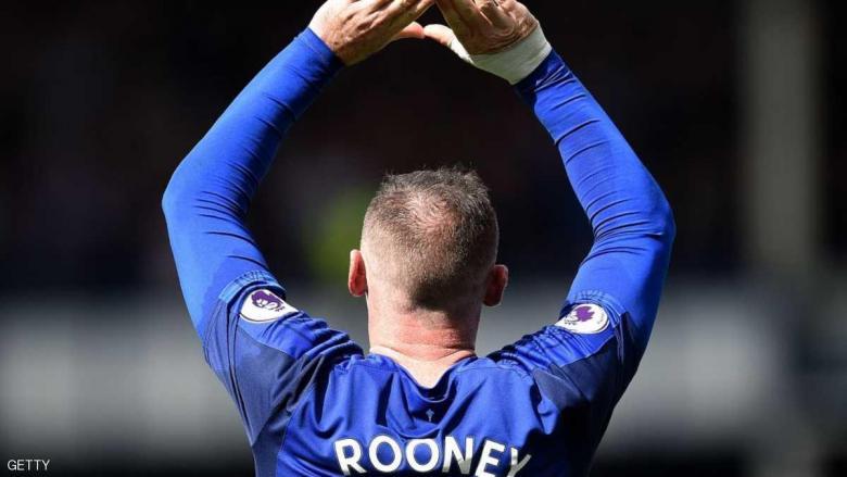 روني يحقق إنجازا تاريخيا في الدوري الإنجليزي