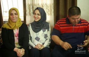فلسطين الآن ترصد فرحة الأولى على الوطن في الفرع العلمي الطالبة ألاء عبد العاطي من محافظة غزة