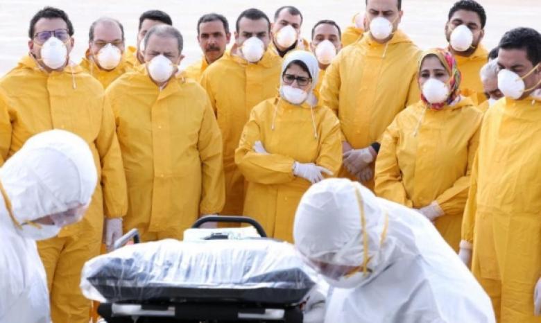 مصر: تسجيل 46 حالة إصابة جديدة بكورونا وحالة وفاة واحدة