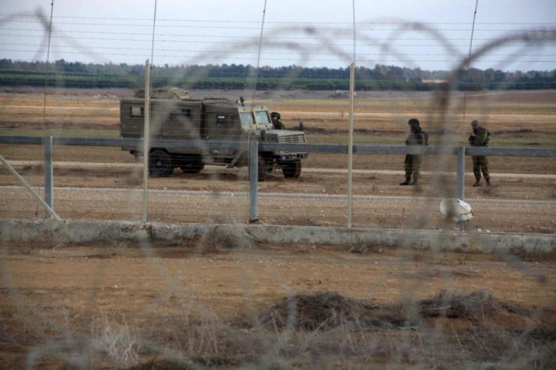 الاحتلال يزعم اعتقال شاب جنوب قطاع غزة