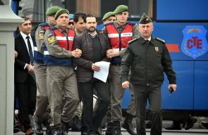 محاكمة المتهمين بمحاولة اغتيال أردوغان