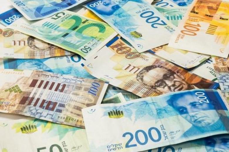 أسعار العملات مقابل الشيكل اليوم الخميس