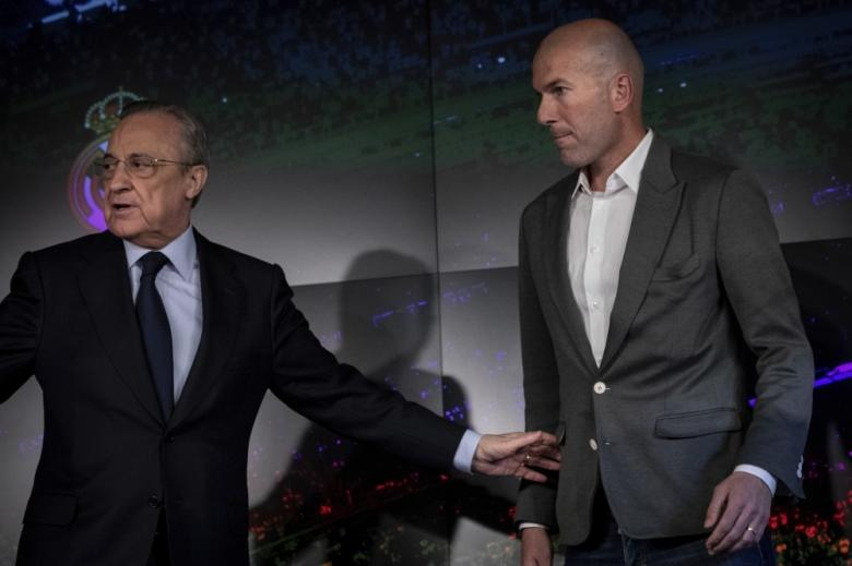 رسميا: ريال مدريد يهدي زيدان صفقة دفاعية مميزة