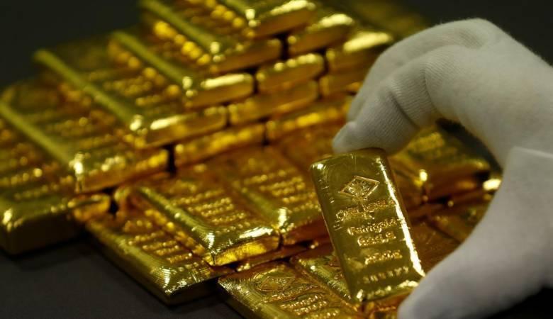 خلال 3 أسابيع الذهب يصعد من أدنى مستوى