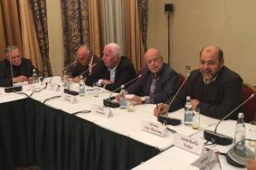 أبو مرزوق يستعرض نتائج لقاءات الفصائل بروسيا