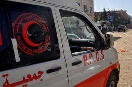 وفاة طفل وإصابة شقيقه إثر سقوطهما من علو في خانيونس جنوب قطاع غزة