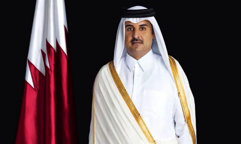 أمير قطر: مستعدون للحوار ولحل يرضي كل الأطراف
