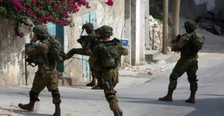 قوات الاحتلال تقتحم رام الله