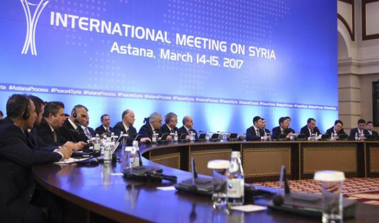 تأجيل المفاوضات السورية بأستانا للشهر المقبل