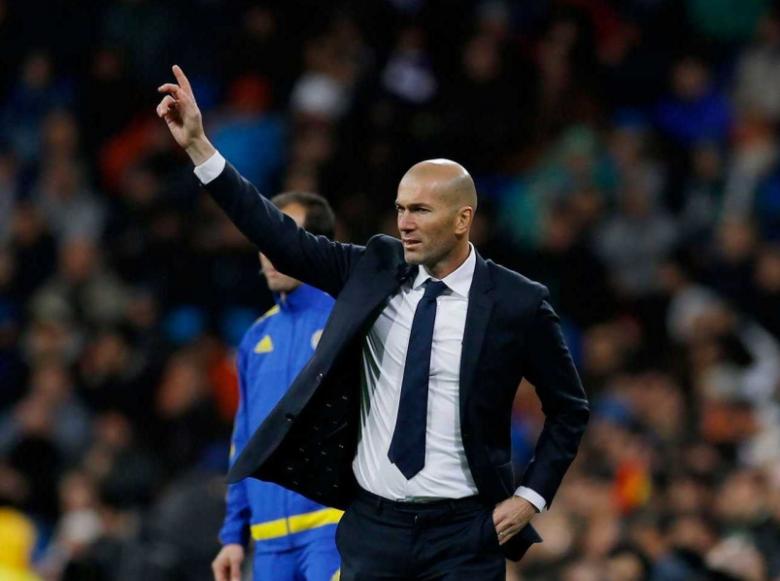 زيدان يوجه رسالة مهمة للاعبي ريال مدريد