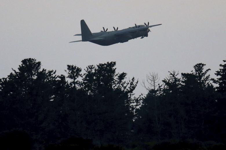 تحطم طائرة تقل جنوداً تابعين للأمم المتحدة