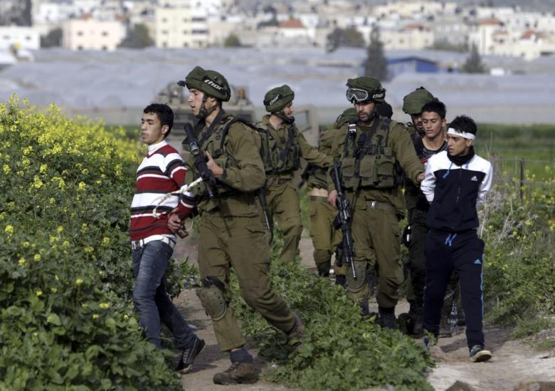 خلال يناير.. 509 فلسطينياً اعتقلهم الاحتلال بينهم (89) طفلاً و8 سيدات