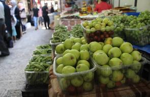 أجواء رمضان بأسواق نابلس