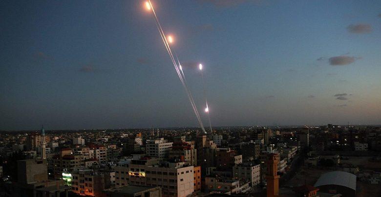 سرايا القدس تعرض مشاهدَ من عملية قصف غلاف غزة