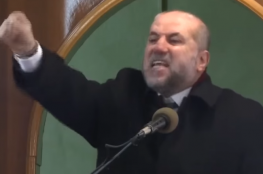 """الهباش يدعو لقتل المطالبين برحيل """"عباس"""""""