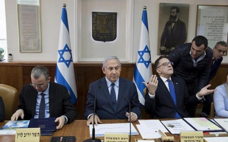 """ثلاثة أحزاب من اليمين تخوض الانتخابات بقائمة موحدة في """"إسرائيل"""""""
