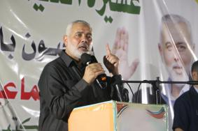هنية: سنعمل على تشكيل جيش القدس لمحاربة الاحتلال