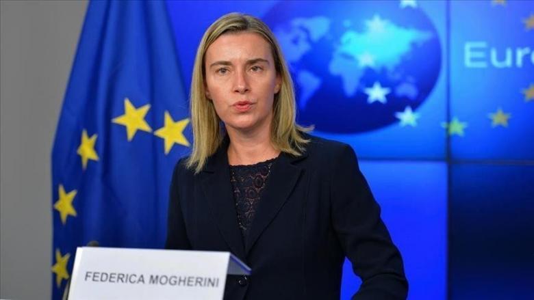"""الاتحاد الأوروبي لن يعترف بسيادة """"إسرائيل"""" على أي أرض"""