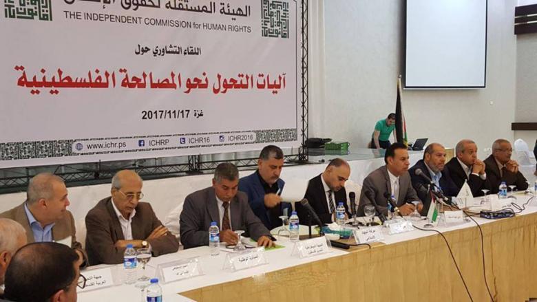 الفصائل تدعو عباس لضرورة رفع العقوبات عن غزة