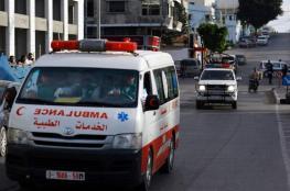 وفاة طفل متأثرًا بإصابته إثر حادث سير بغزة