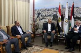 وفد المخابرات المصرية يصل غزة اليوم للقاء حماس