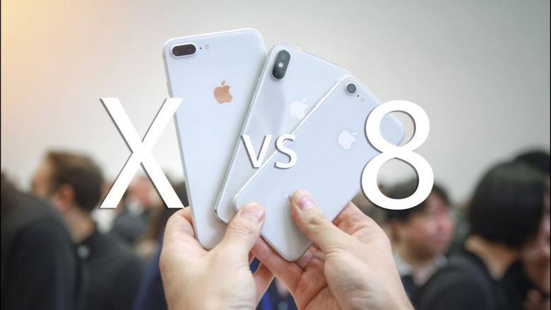 آيفون X أم آيفون 8.. أيهما تختار؟