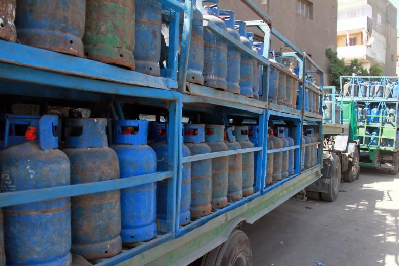 حقيقة ارتفاع سعر جرة الغاز بغزة