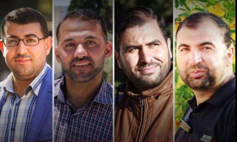 أجهزة السلطة تعتقل 5 صحفيين بالضفة