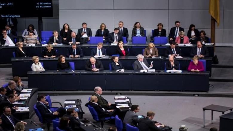 """BDS"""""""" تحشد لتجريم تصنيفها معاديةً للسامية من البرلمان الألماني"""