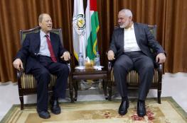 هنية يستقبل وفوداً من الفصائل الفلسطينية