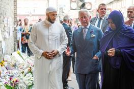 اعتداء عنصري في لندن على إمام مسجد وصفه الإعلام بالبطل
