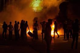 مواجهات عنيفة مع الاحتلال شرق القدس
