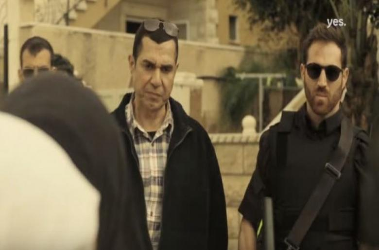 مسلسل إسرائيلي يستعرض دور المستعربين بغزة