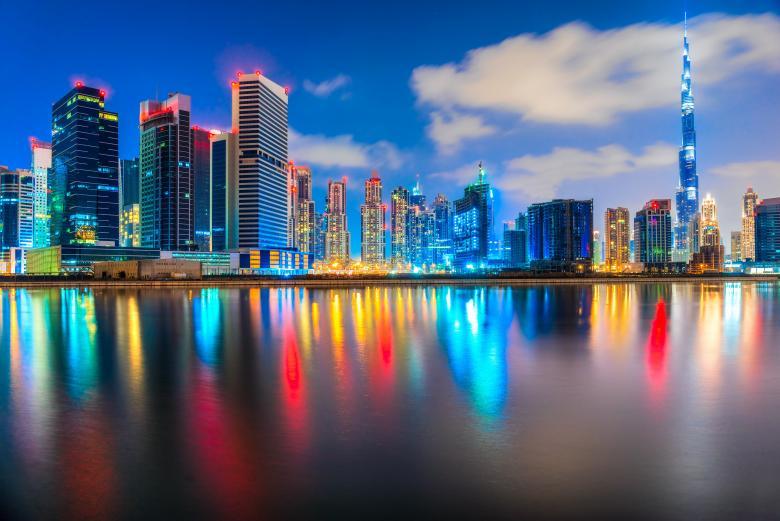 """دبي تعلن عن """"مدينة المستقبل"""" بتكلفة 20 مليار دولار"""
