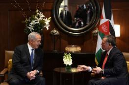 في زيارة مفاجئة.. نتنياهو يلتقي عاهل الأردن في عمّان